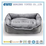 Water-proof Durable Oxford Fabric With PVC backing Pet Bed for Dogs                                                                         Quality Choice