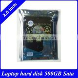 Brand new Original HGST 2.5 inch 500 sata laptop hard disk drive HDD 5400rmp 8mb 7mm HTS545050A7E380                                                                         Quality Choice
