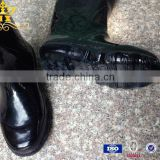 high quality pvc acids resistant safety boot for man