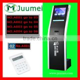 Juumei Queue management system banks printer Management queue