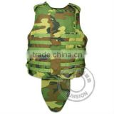 Kevlar Interceptor Body Armor with molle webbing system