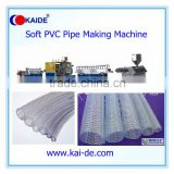 PVC braided hose making machine