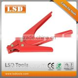 Hand Tools Supplier Heavy cable zip ties automatic tension cutoff gun tool 2.4-9mm LS-519