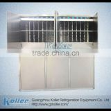 10tons Plate Ice Machine with PLC Program for Food Processing