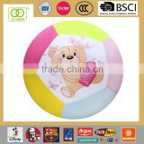 5-16 inch balloon cover with fabric inflatable rubber balloon loving bear