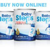 new zealand milk powder_baby steps Goat Milk Infant Formula 900g