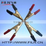 45mm iron battery metal spring clip