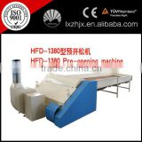 HFD-1380 nail board high quality opening fiber machine, fiber opener