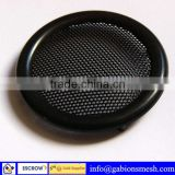 ISO9001:2008 high quality,low price,perforated metal mesh speaker grille,professional factory