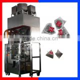 QP02P full automatic coffee pod packaging machine