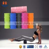 Pilates fitness Roller yoga column Exercise steering massage therapy sticky foam rollers