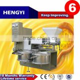 Multi-functional #316 stainless steel 12 months seed oil extraction hydraulic press machine