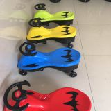 Newest Twist car with CE, EN71, Plasma car, Swing car, Wiggle car, Twister roller, Ride on toy, Flog scooter, batman rol