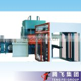QT5-15 manual compressed earth brick block making machine for sale