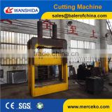 Q43-1600 plastic guillotine shearing machine for pet plastic cutting (High Quality)