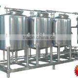 Professional manufacture large capacity chemical industrial batch steel tank