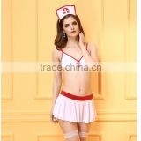 Women's Sexy Nurse Uniforme Cosplay Costume Set TI8022