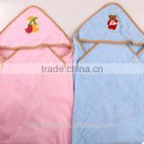 Bamboo baby hooded towels