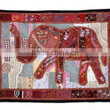 Decorative christmas wall tapestry