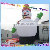 2015 X-Mas inflatable snowman for new year