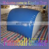 Cake bunkers/inflatable paintballs