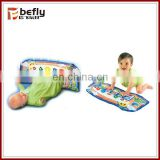 Shantou toys Electric baby piano mat for sale