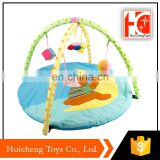 best selling china toy factory safety materials baby gym mats with low moq
