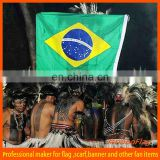 2014 Hot Brazil country national flag