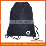 cheap dye sublimation mini linen drawstring bag