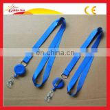High Quality Hot Selling Fancy Badge Holder Lanyard