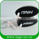 Customized Logo Promotional Floating EVA keyrings