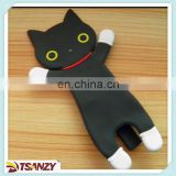 Soft pvc cell phone holder, stand mobile phone holder