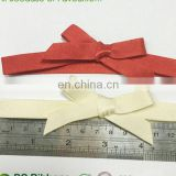 Top-rated red holidays ribbon elastic packing bow for gift box
