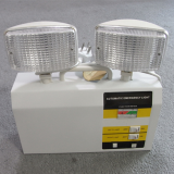 portable emergency light, twin spot emergency light, exit emergency lights