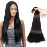 Natural Real  16 18 20 Inch Yaki Straight Malaysian Virgin Hair Chemical free