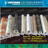 PVC Faux Marble Stone Strip Profile/Tile Plastic Extruder Machine