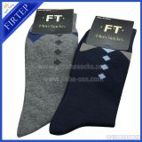 Argyle Mens Cotton Dress Socks
