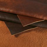 PU sofa leather home textile fabric PU retro style composite fabric