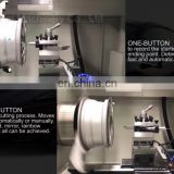 CNC Lathe Machine for Alloy Wheel Repair with Diamond Cutter AWR28H