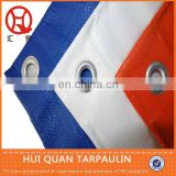 cheap roof waterproof hdpe tarpaulin sheet,anti-uv 120gsm blue and silver pe tarpaulin