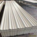 Trapezoid Heat Proof Used Corrugated Polycarbonate PVC Roof Ceiling Roof Sheet
