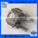 US type hot sale forged wire rope clips