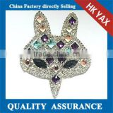 N-0912 Factory direct -selling rhinestone patches for textile fabric
