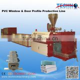 PVC Window and Door Profile Machine to Manufacture/PVC Window Door Profile Machine Manufacturer