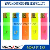 Wholesale cheap price custom logo printed electric gas refill valve windproof cigar lighter