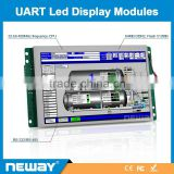 Customized 7 inch Touch screen UART TTL LCD module