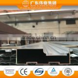 China building material alumkinium extruded profile for silding window with top quality Alibaba supplier                                                                                                         Supplier's Choice