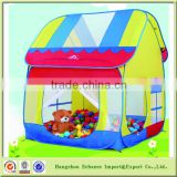 promotion cheap Outdoor or indoor POP UP folding kids play tent mini house-FN4601