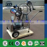 Vacuum Pump Sheep/Goat/Cow Single Bucket Milking Machine