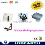 HOT SELLING!!! Universal High performance EEPROM programmer WELLON vp890, hot selling !!